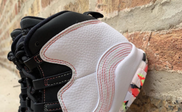 Air Jordan 10 GS White Barely Volt Black Release Date Info