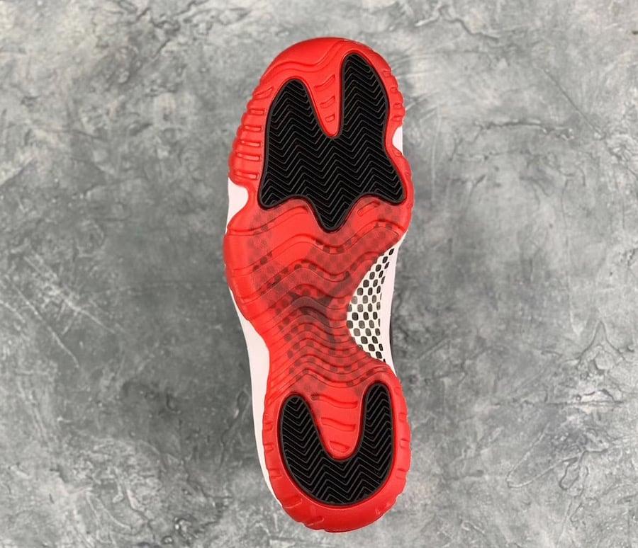 46eb4da4486bd Air Jordan 11 Bred 2019 378037-061 Release Date | SneakerFiles