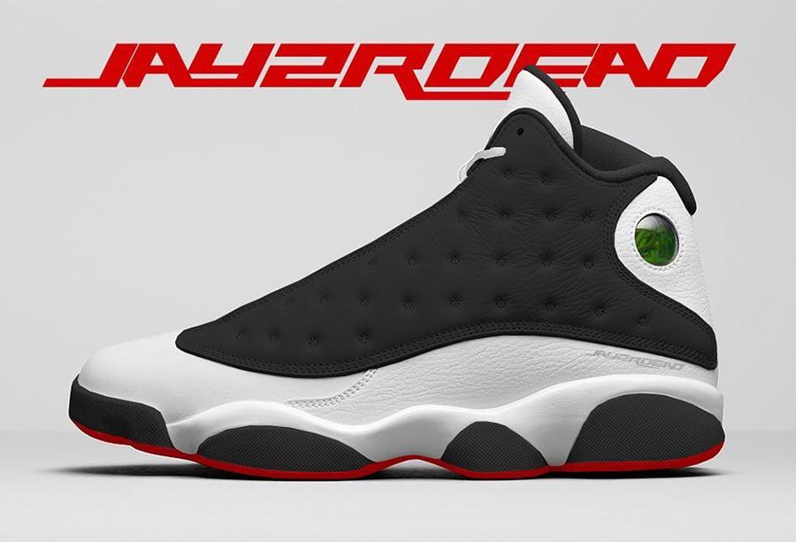 new arrivals 99591 0389d Air Jordan 13 Reverse He Got Game 2020 Release Date Info ...