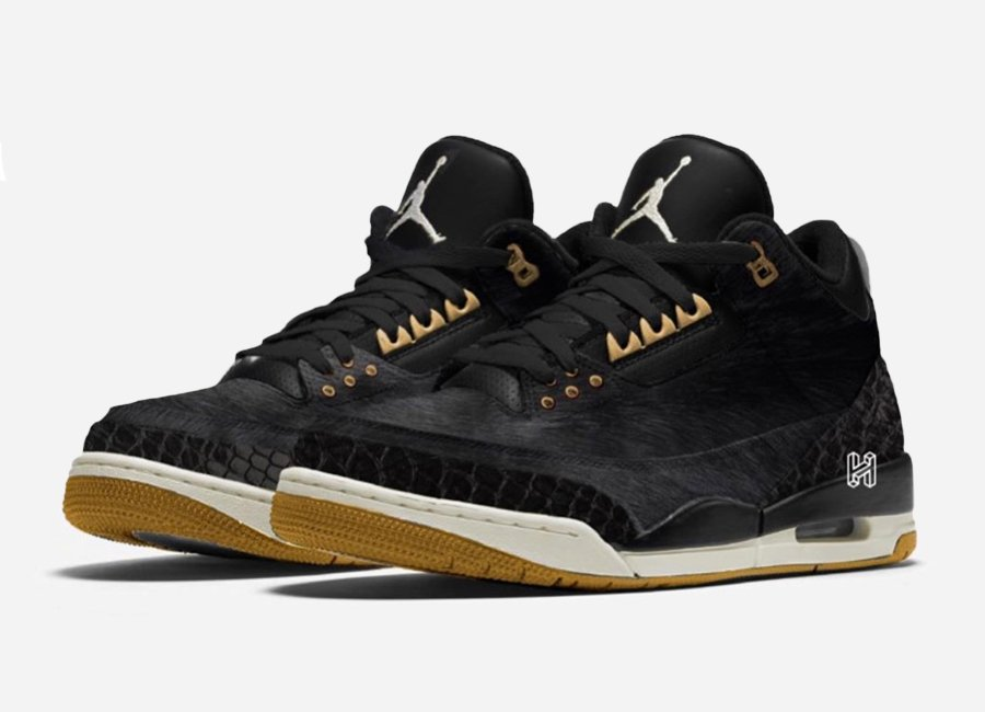 Air Jordan 3 Animal Pack CK4344-001 Release Info