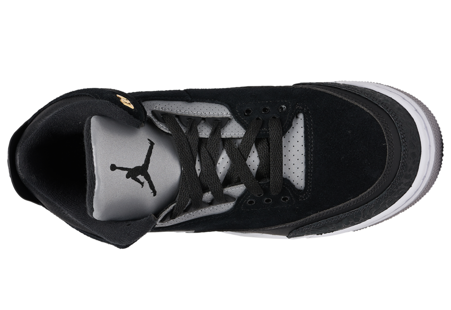 Air Jordan 3 Tinker Black Cement Gold CK4348-007 Release Date