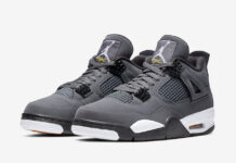 Air Jordan 4 Cool Grey 308497-007 2019 Release Date