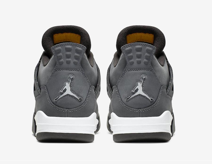 Air Jordan 4 Cool Grey 308497-007 2019 Release Date