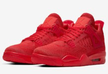 Air Jordan 4 Flyknit University Red AQ3559-600 Release Date Info