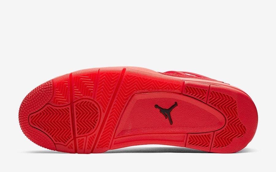 Air Jordan 4 Flyknit University Red AQ3559-600 Release Date Info