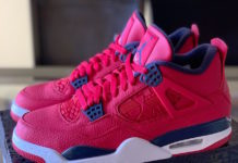 Air Jordan 4 SE FIBA Gym Red CI1184-617 Release Date