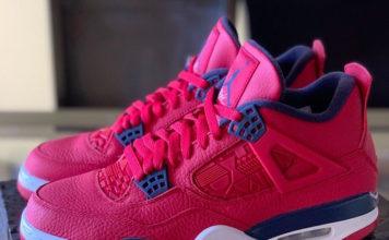 Air Jordan 4 SE FIBA Gym Red CI1184-617 Release Date