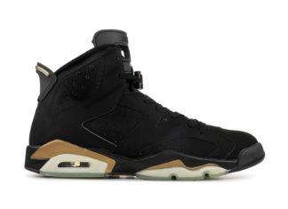 Air Jordan 6 DMP Defining Moments Black Gold 2020 Release Date