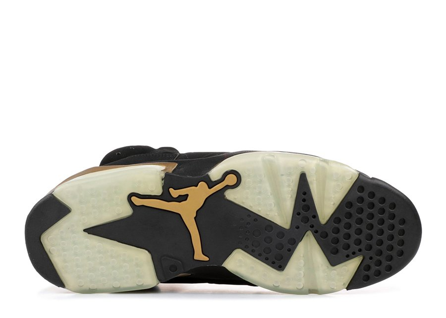 Air Jordan 6 DMP Defining Moments Black Gold 2020 Release Date