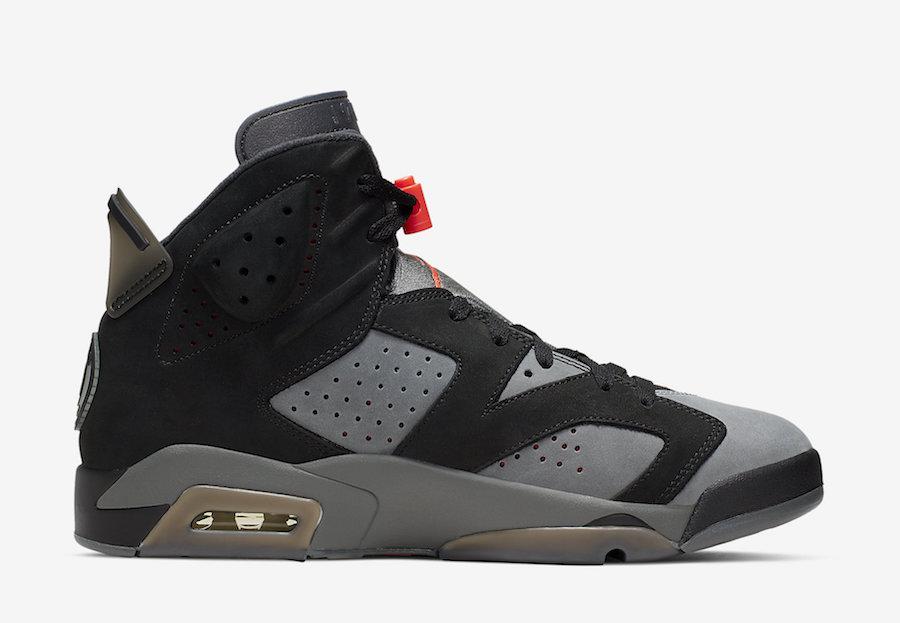 Air Jordan 6 PSG CK1229-001 Release Date Info