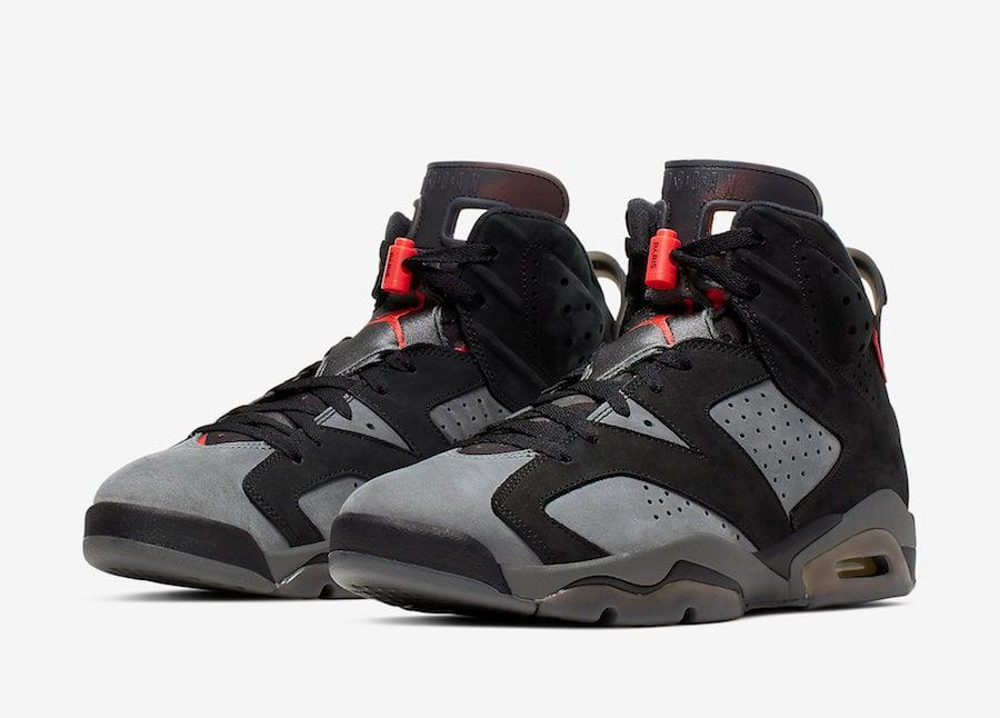 best sneakers 9b808 7d57e Air Jordan 6 PSG CK1229-001 Release Date + Info | SneakerFiles