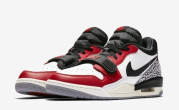Air Jordan Legacy 312 Low Chicago CD7069-106 Release Date Info