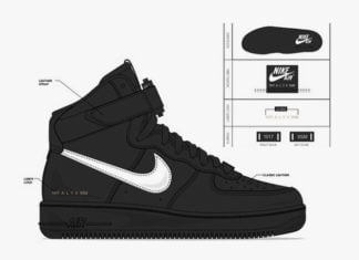 Alyx Nike Air Force 1 Release Date Info