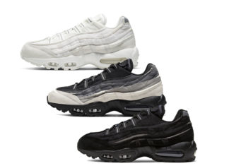 Comme des Garcons Nike Air Max 95 2020 Pack Release Date Info