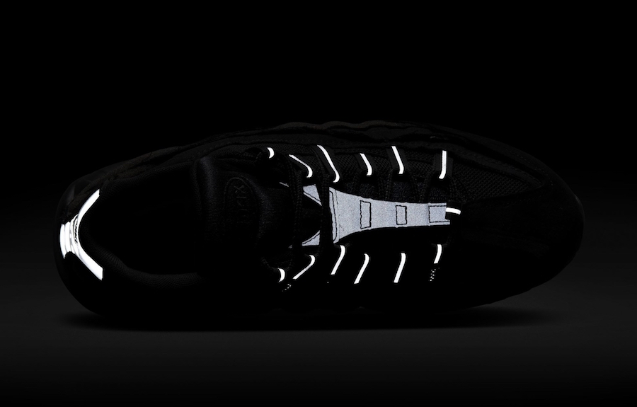 Comme des Garcons Nike Air Max 95 Black Release Date Info
