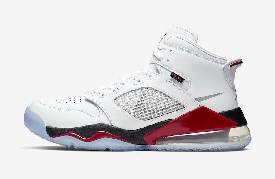 Jordan Mars 270 Fire Red CD7070-100 Release Date Info