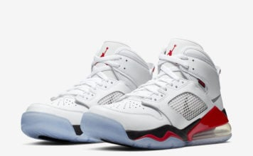 Jordan Mars 270 Fire Red CD7070-100 Release Date Info
