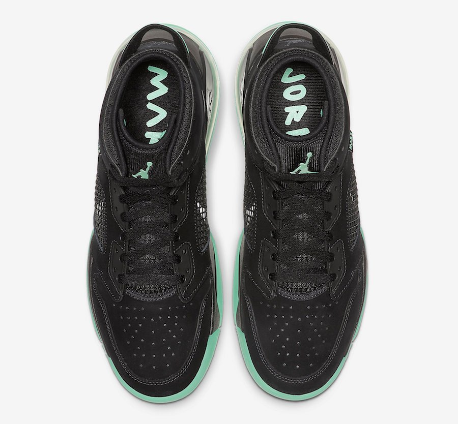 Jordan Mars 270 Green Glow in the Dark CD7070-003 Release Date Info