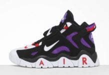 Nike Air Barrage Mid Raptors CD9329-001 Release Info