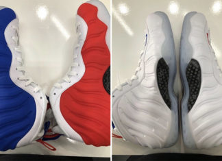 Nike Air Foamposite One USA 4th of July 2019 Release Date Info