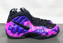 Nike Air Foamposite Pro Purple Camo 624041-012 Release Date Info