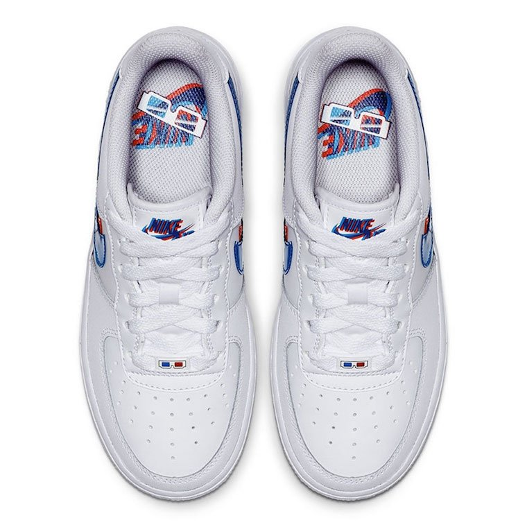 Nike Air Force 1 Low 3D Swoosh Release Info