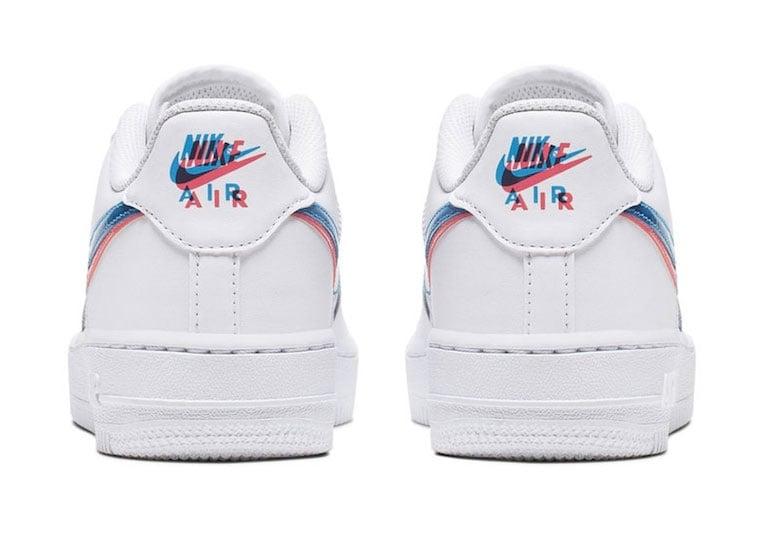 basket air force 1 3d