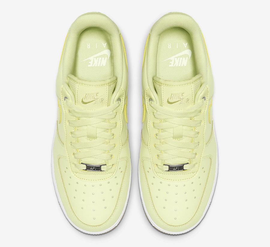 Nike Air Force 1 Low Premium Luminous Green 896185-302 Release Date Info