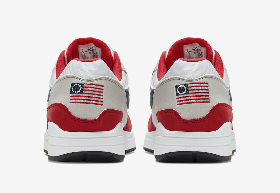 Nike Air Max 1 4th of July CJ4283-100 Release Date Info