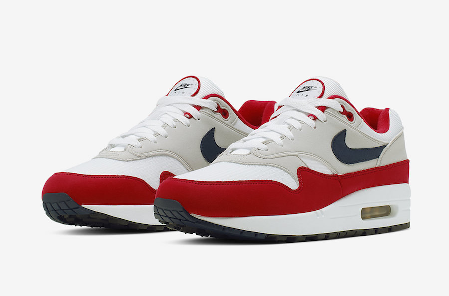 Nike Air Max 1 4th of July CJ4283-100 Release Date Info | SneakerFiles