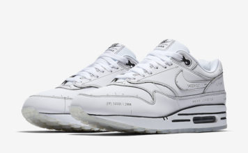 Nike Air Max 1 Sketch to Shelf CJ4286-100 Release Date Info