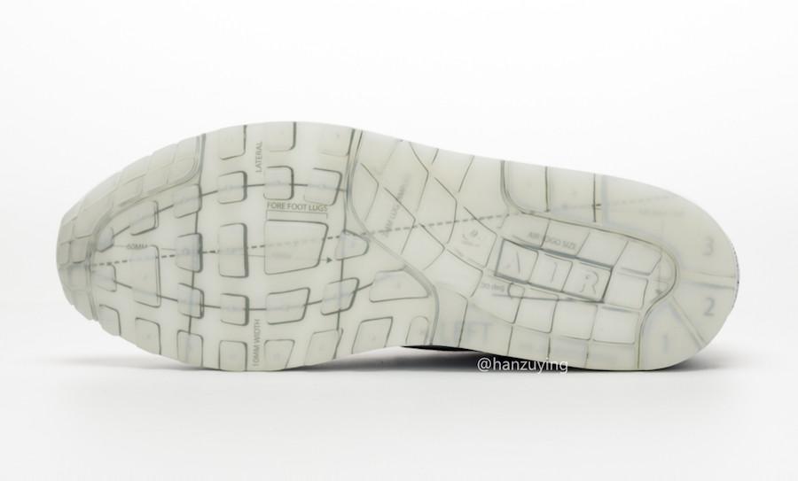 Nike Air Max 1 Tinker Schematic CJ4286-100 Release Date Info