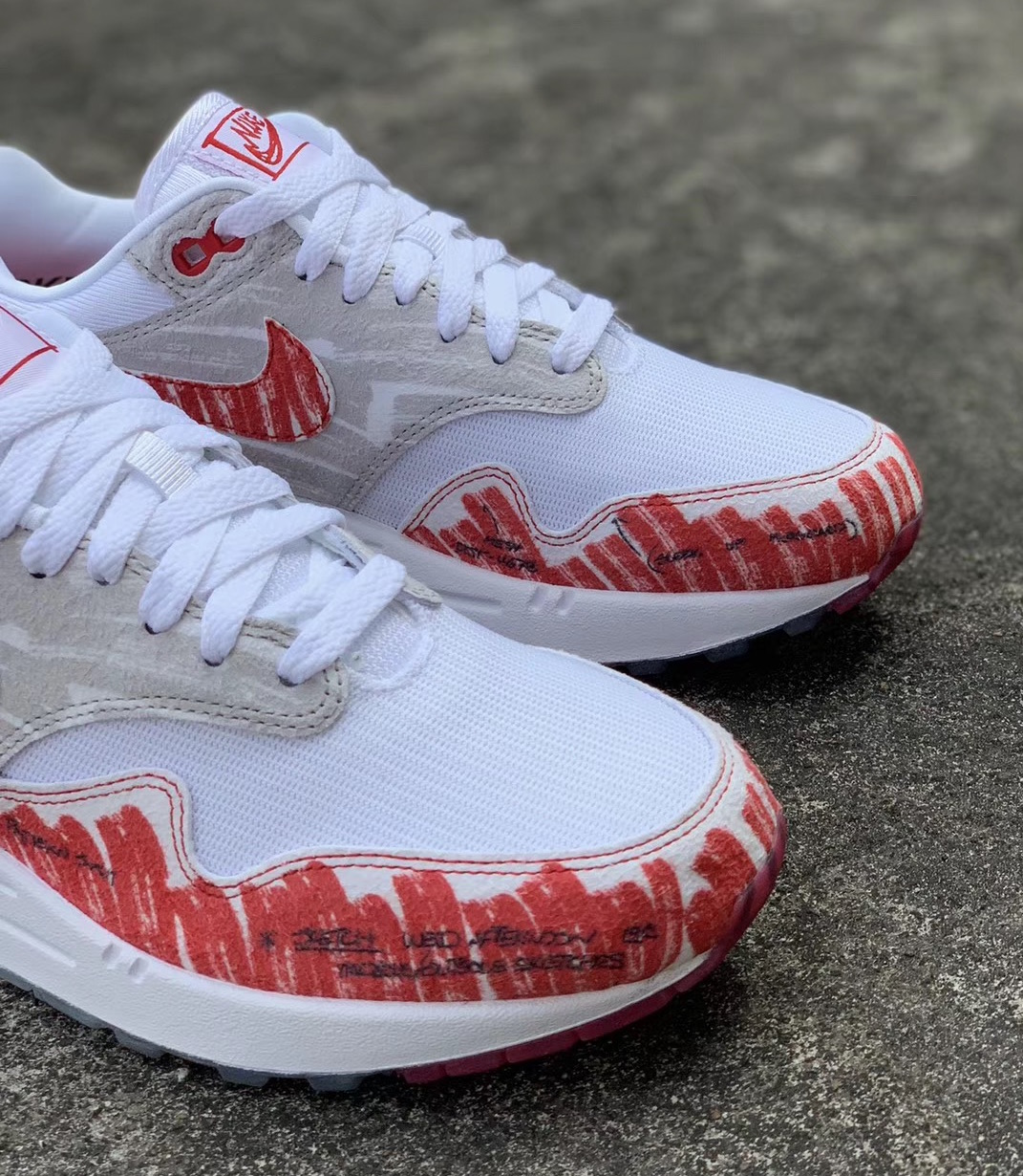 Nike Air Max 1 Tinker Sketch Release Date Info