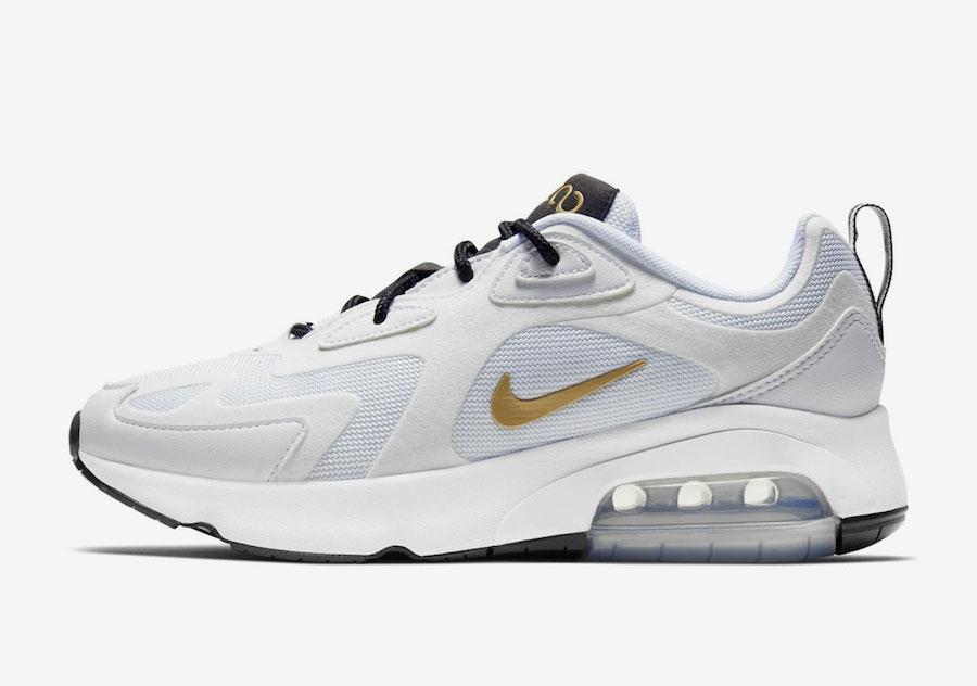 Nike Air Max 200 Colorways Release Date