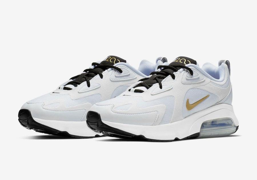 Nike Air Max 200 Colorways + Release Date | SneakerFiles