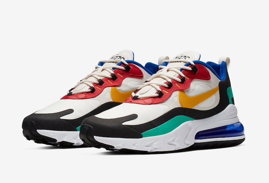 NIke Air Max 270 React First Look + Release Info