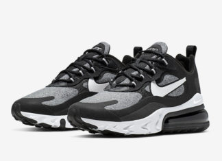 Nike Air Max 270 React Optical Black Off Noir Release Date Info