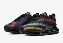 Nike Air Max 720 Black Multi AO2924-023 Release Date Info