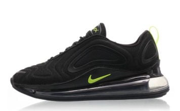 best sneakers 3c6bb 61610 Nike Air Max 720 Available Now in Black and Volt