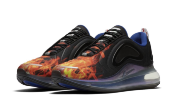 Nike Air Max 720 Fire Flame Release Date Info