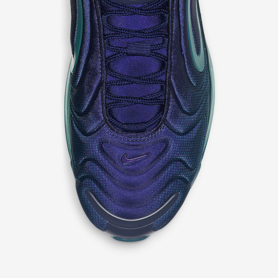 Nike Air Max 720 Nightshade Spirit Teal AO2924-405 Release Info
