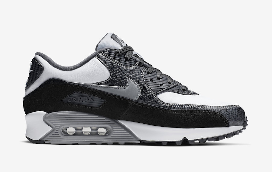 Nike Air Max 90 Python Grey 2019 CD0916 100 Release Date