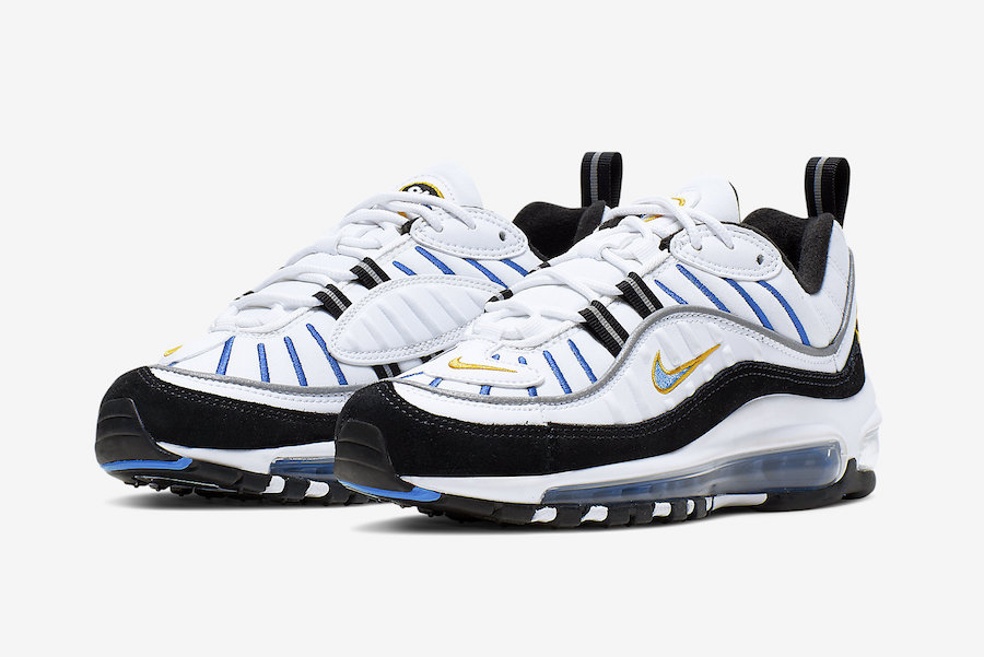 Nike Air Max 98 GS CJ7393-100 Release Info