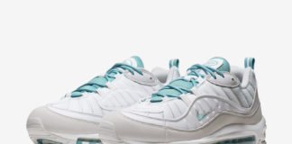 Nike Air Max 98 Teal Nebula 640744-109 Release Date Info