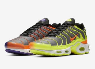 Nike Air Max Plus Color Flip Alternate Black CI5924-061 Release Info