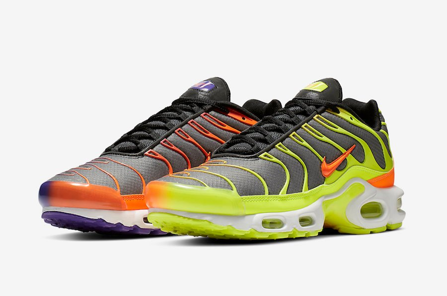 Nike Air Max Plus Color Flip Alternate Black CI5924-061 Release Info