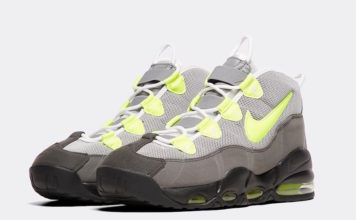 new arrivals f62df 5b930 The Nike Air Max Uptempo 95 Pays Tribute to the Air Max 95