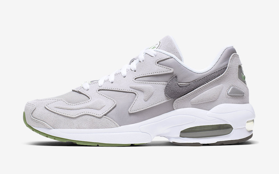Nike Air Max2 Light Chlorophyll CI1672-001 Release Info