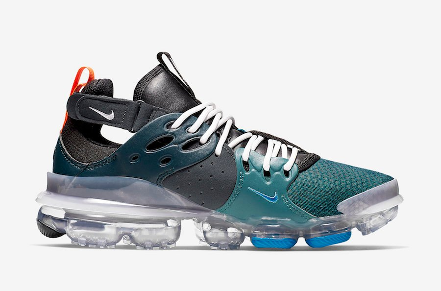 Nike Air VaporMax D/MS/X Mineral Teal AT8179-300 Release Date Info