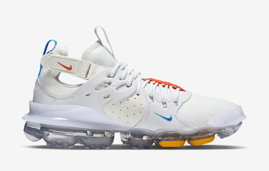 Nike Air VaporMax D/MS/X White AT8179-100 Release Date Info